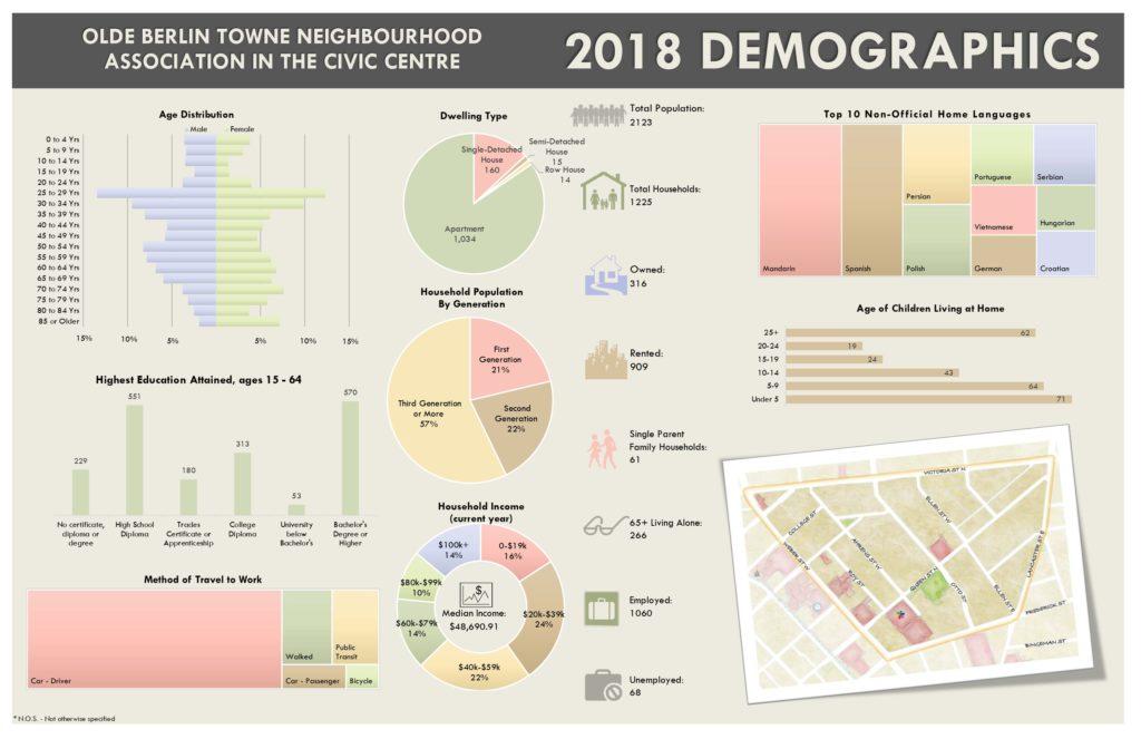 2018 Demographics